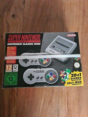 Super Nintendo classic mini SNES NEUVE NEW
