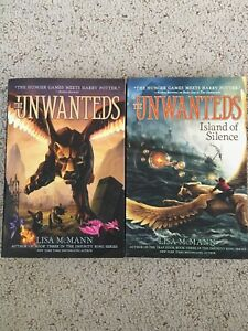 The Unwanteds (2 books)