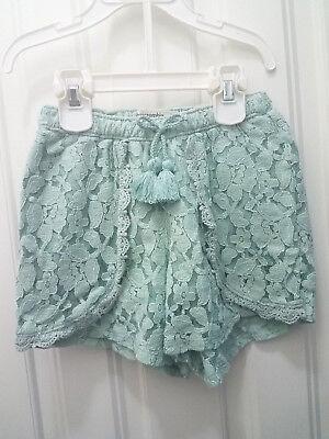 Abercrombie Kids Lace Shorts (Size 7/8)