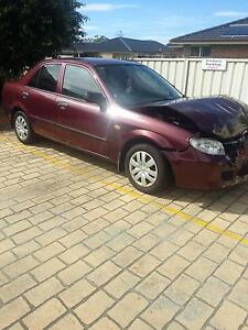 Mazda 323 1999 Protege wreck Berkeley Vale Wyong Area Preview