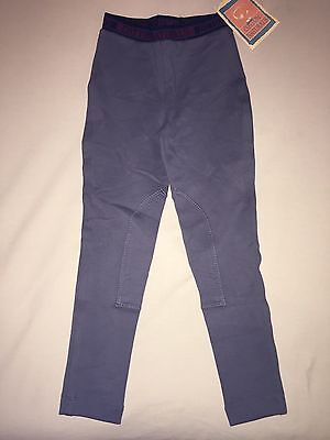 NWT ON COURSE COTTON NATURALS CHILDS PULL ON 12-14 BREECHES (Course Kids Cotton Naturals)