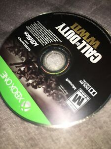 Call Of Duty World At War Two,Mint condition