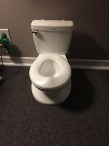 Summer potty with flushing sound $15