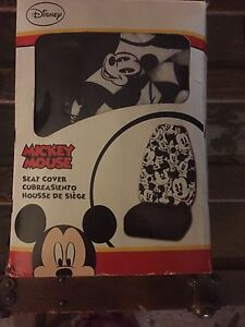 Mickey Mouse Car seat covers