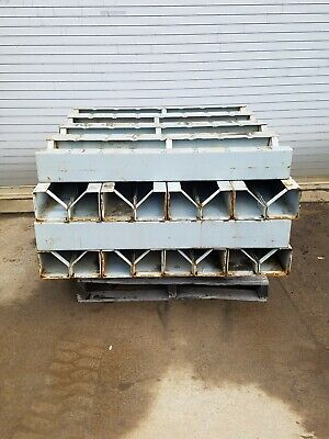 Symons Concrete Form Inside Corner Pieces 6 X 6 X 4 Or 6 For Hand-set Forms