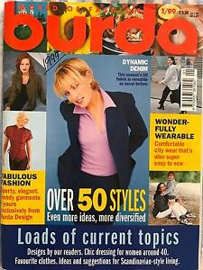 Burda magazine/pattern collection******2001 Torrensville West Torrens Area Preview