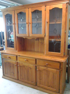Buffet and Hutch $350 . ono .