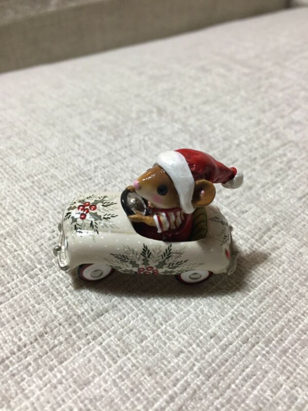 """Wee Forest Folk """"Pedal Pusher"""" VERY RARE Xmas Special"""