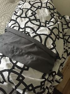 King duvet cover and sheet