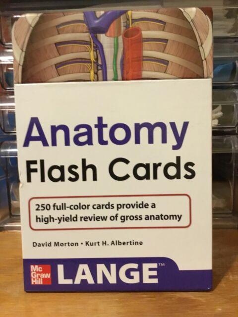 Anatomy Flash Cards   Textbooks   Gumtree Australia Blue Mountains ...