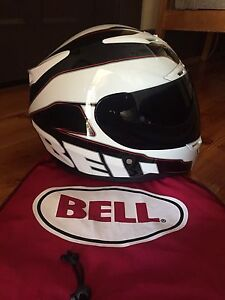 Bell RS-1 Motorcycle Helmet Kensington Norwood Area Preview