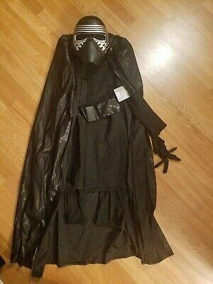 Kylo Ren Costume for Kids Sizes youth 13 Disney Store Star Wars NEW NWT