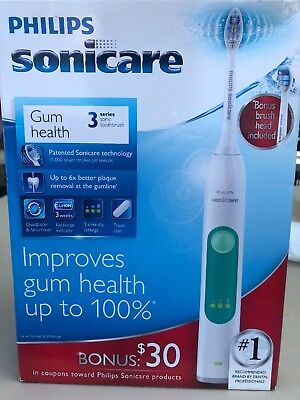 Philips Sonicare - 2 Series Plaque Control Electric Toothbrush HX6211/04