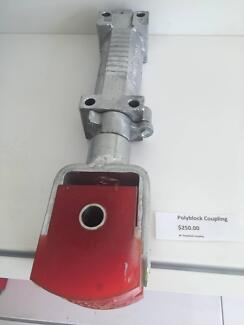 Polyblock off road coupling