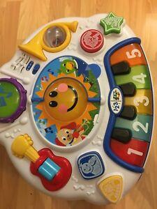 Table de jeu baby einstein