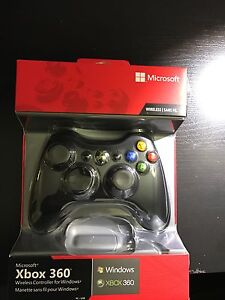 Microsoft Xbox 360 wireless controller for windows London Ontario image 1