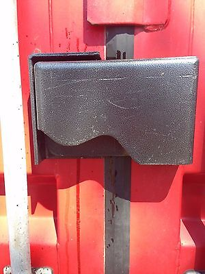 Shipping Container Lock Box - Cargo Container Lock Box - Free Padlock Shipping
