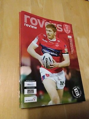 2015 HULL KINGSTON ROVERS HKR V WIDNES VIKINGS  - RUGBY LEAGUE SUPER