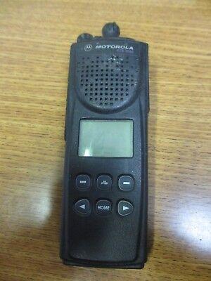 5x Motorola Xts 3000 Handie-talkie Handheld Fm Radio H09ucf9pw7bn For Parts