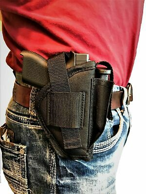 Kimber Mirco 9 Ankle Holster Protech Nylon Conceal Carry Gun Holster