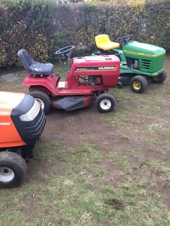 Wanted: Wanted all unwanted ride on mowers