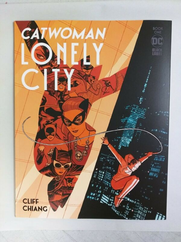 Catwoman Lonely City #1 (DC Comics Black Label 2021) Chiang Main Cover A NM