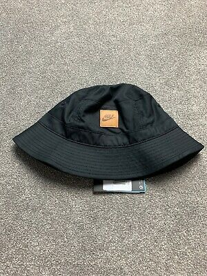 NIKE GOLF BUCKET HAT BLACK ONE SIZE 777791 010
