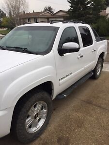 2007 Chevy Avalanche 4x4 Automatic