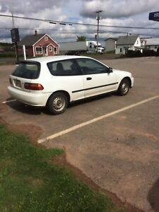 Wanted 88-95 civic