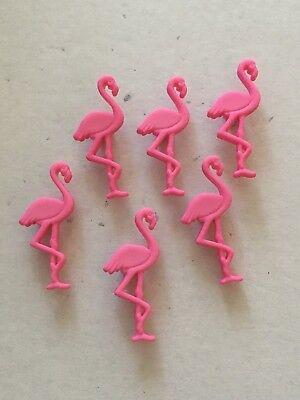 DRESS IT UP PINK FLAMINGO BIRD NOVELTY EMBELLISHMENTS  ()