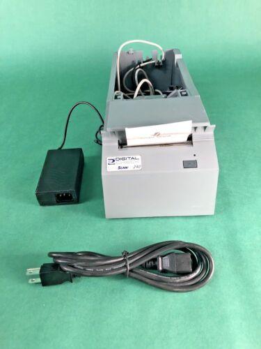 Digital Check TS240 Base TS240TTP teller transaction printer Receipt Printer