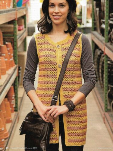 DARJEELING VEST 5 SIZES WOMEN