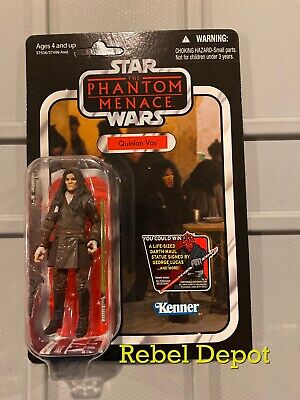 """Star Wars Vintage Collection Quinlan Vos 3.75"""" Figure VC85 New Unpunched"""