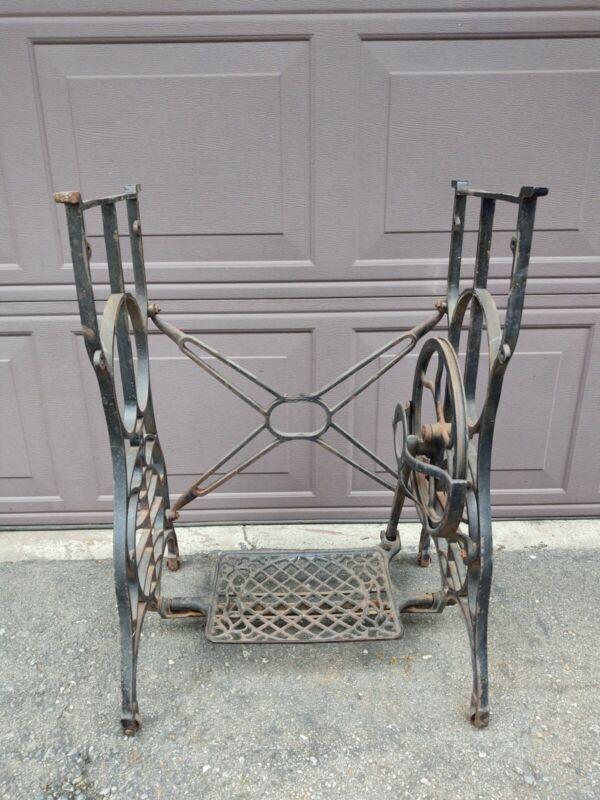 Antique MINNESOTA Treadle Iron Base