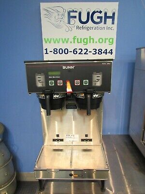 Bunn Dual Coffee Brewer Sh Dbc 33500.0046 With Free Shipping