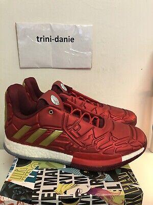 Adidas Harden Vol 3 Iron Man James Harden