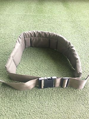 PADDED ADJUSTABLE WOODLAND CAMOFLAGE WAISTBELT for the CFP90 Rucksack