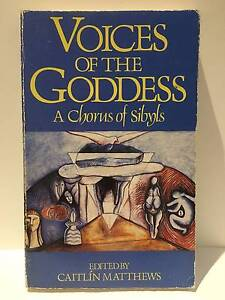Voices of the Goddess - A Chorus of Sibyls Richmond Yarra Area Preview
