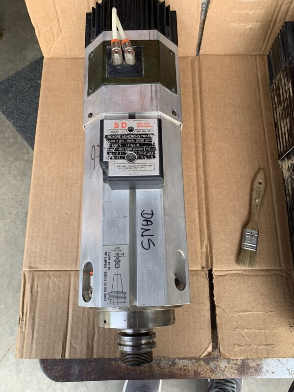 HSD ES919 30 Taper ATC High Speed Spindle Motor