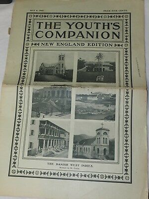 1902 The Youths Companion New England Edition May 8 1902 News Journal