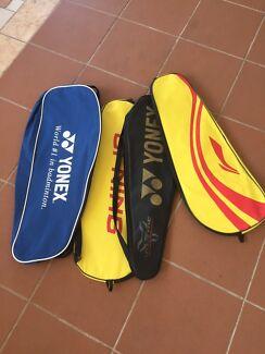 Badminton bag new condition