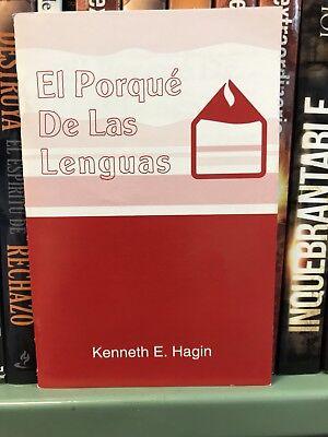 El Porque De Las Lenguas?, Why Tongues? By: Kenneth Hagin libro chiquito