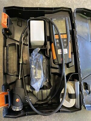 Ri3 Testo 310 Combustion Analyzer Kit With Printer