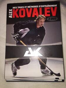 Alex Kovalev DVD