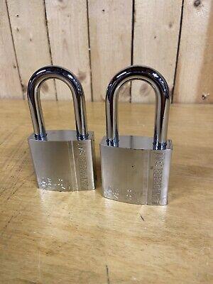 Abloy Enforcer 341 High Security Padlock Lock No Key Storagecargotrailer X2
