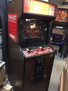 Neo Geo MVS for sale of trade