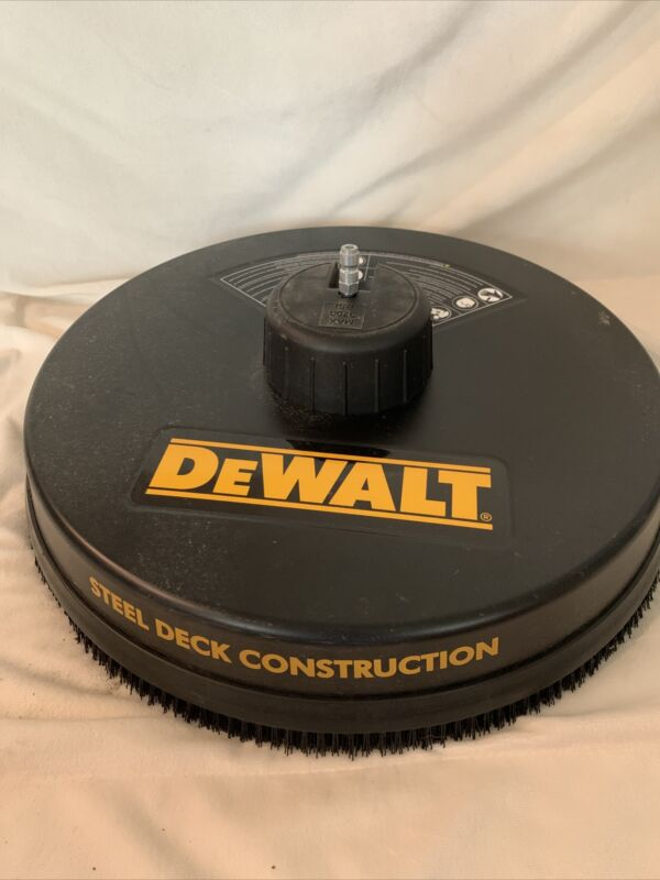 """DEWALT DXPA37SC Surface Cleaner 18"""" for Gas Pressure Washers up to 3700psi"""