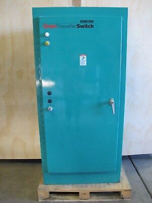 Onan Transfer Switch Otaca260-3u-3101e