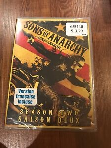 DVD son of anarchy