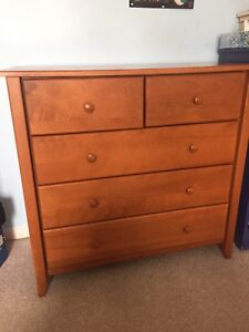 College Woodwork Rossport Dresser For Sale